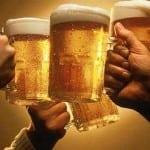 Không hẳn phải bia mới gút!