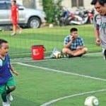 Trẻ chơi thể thao cần khoáng tố nào?
